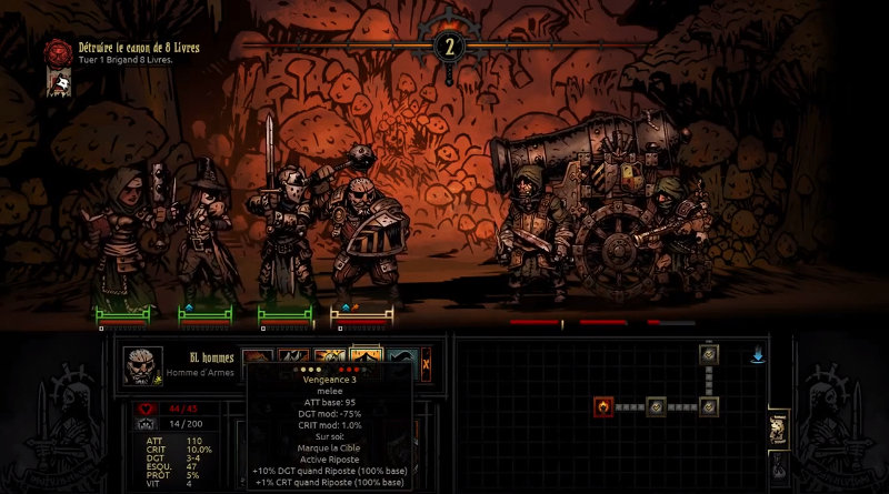 Darkest Dungeon: Canon