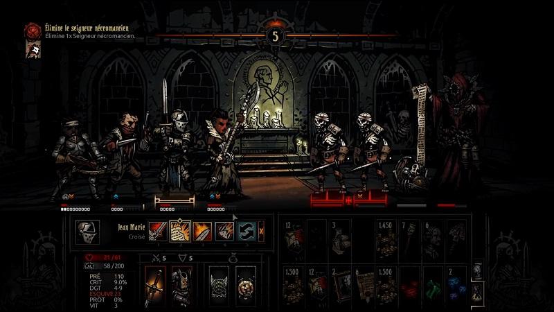 Darkest Dungeon: Nécromancien