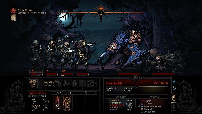 Darkest Dungeon Shrieker Guide The Lost Noob