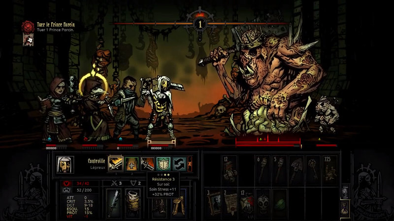 Darkest Dungeon: Prince Porcin