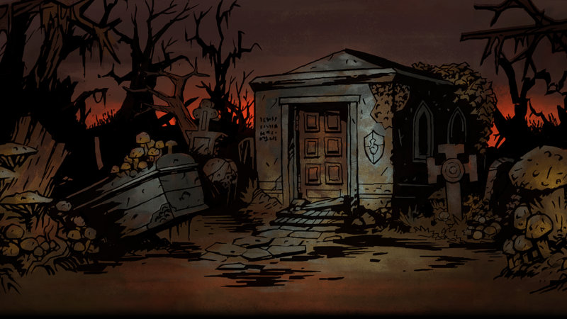 Darkest Dungeon Weald: Curios and provisions
