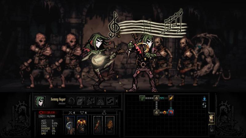 Jester Guide - Darkest Dungeon