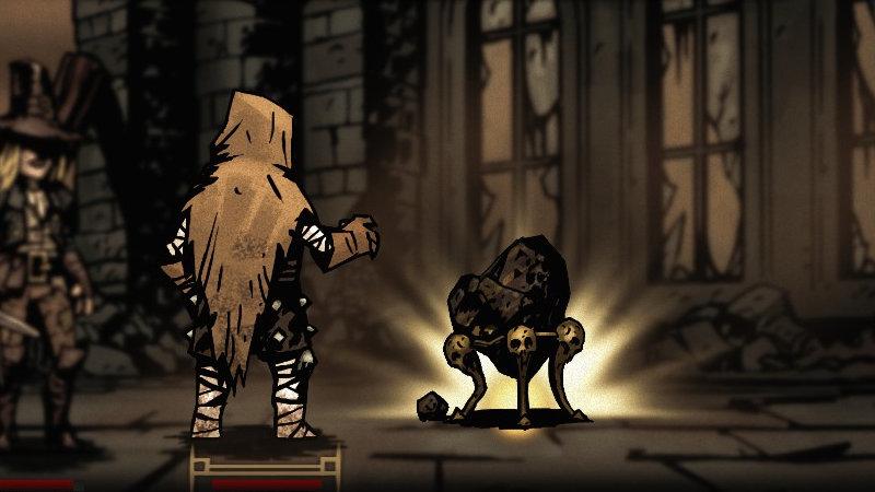 Curios Sheet - Darkest Dungeon