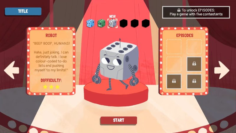 Dicey Dungeons: Robot Guide