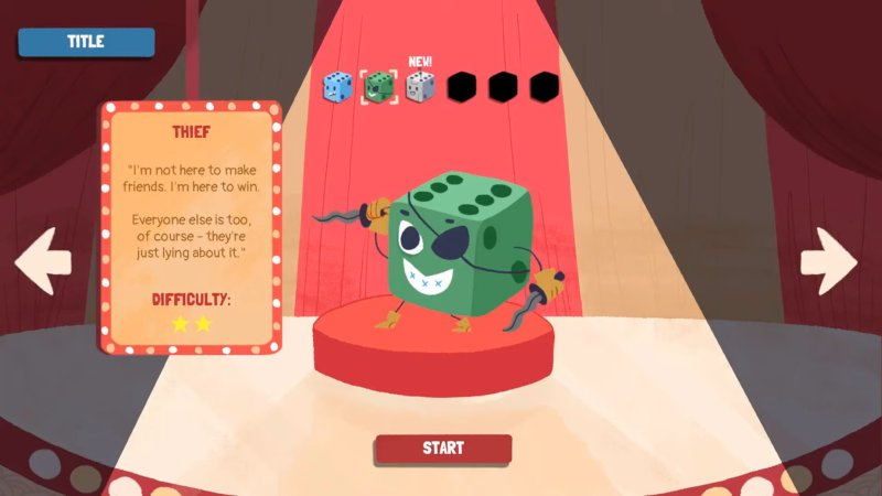 Dicey Dungeons: Thief Guide