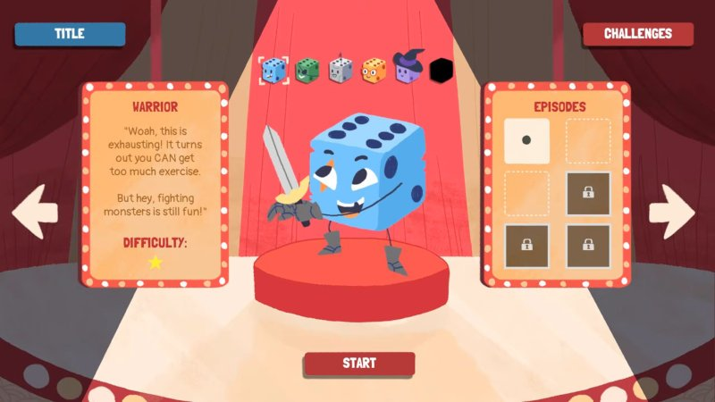 Dicey Dungeons: Warrior Guide
