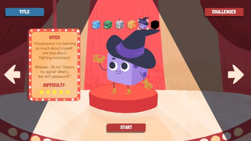 Dicey Dungeons: Witch Strategy